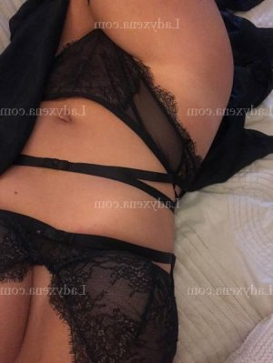 Georgette escorte girl rencontre échangiste